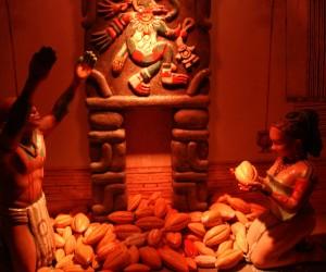 História do Chocolate - Reino do Chocolate Caracol