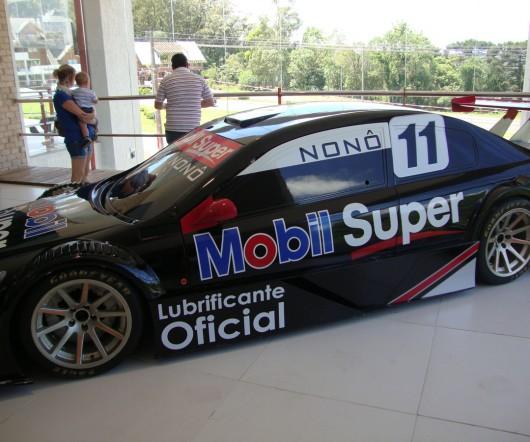Stock Car - Supercarros - Gramado - RS