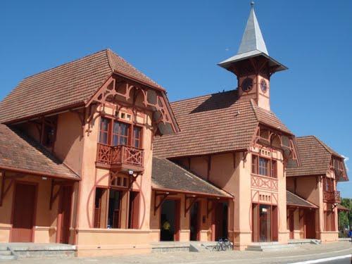 Estação da Memória - Joinville - SC