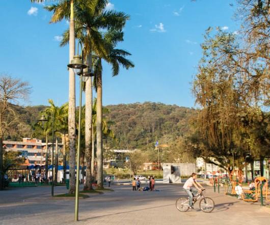 Praça Dario Salles - Joinville - SC