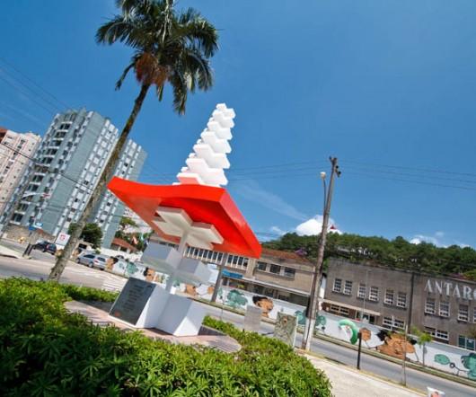 Praça dos Suíços - Joinville - SC