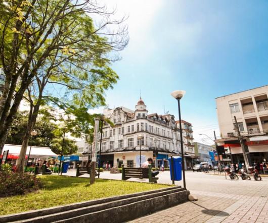 Praça Nereu Ramos - Joinville - SC