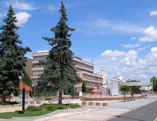 Michalovce - Eslováquia