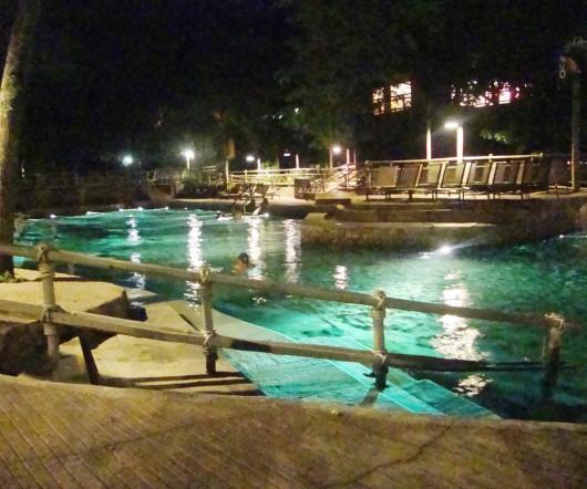Piscina - Parque das Fontes