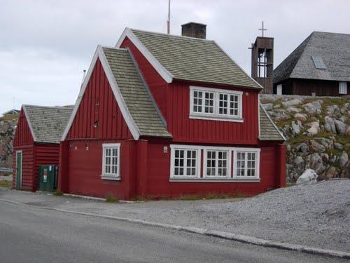 Aasiaat - Groelândia
