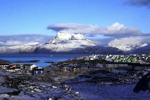 Nuuk - Groelândia
