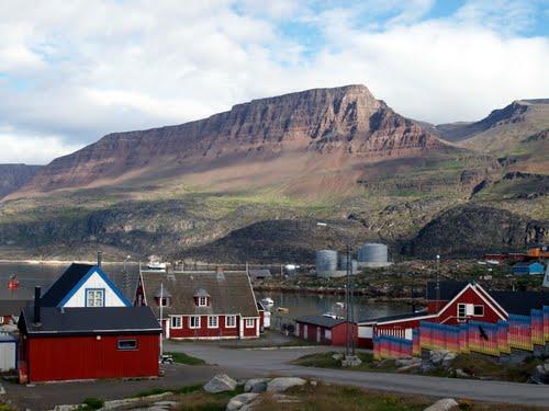 Qeqertarsuaq - Groelândia