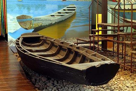 Embarcações - Museu do Mar