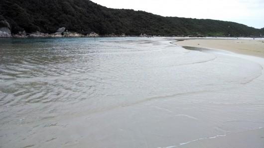 Praia da Guarda do Embaú - SC