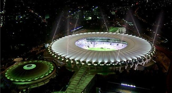 Maracanã - Copa do Mundo 2014
