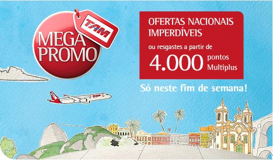 TAM Mega Promo