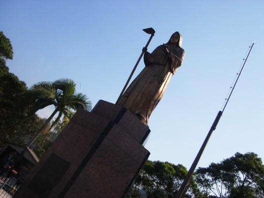 Estátua de Madre Paulina - Nova Trento