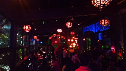 Restaurante Taj Bar