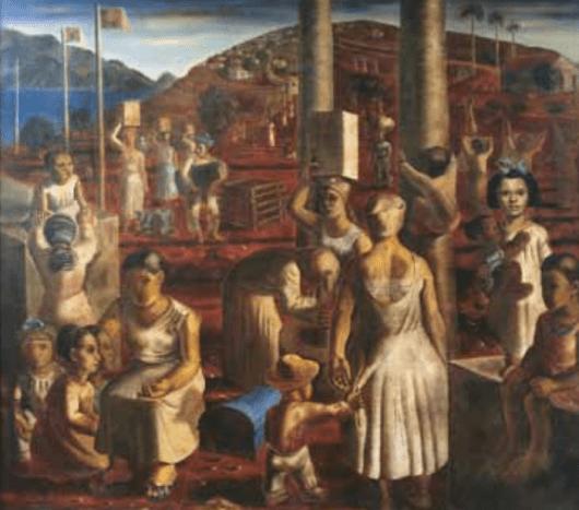 Obra de Candido Portinari no Malba