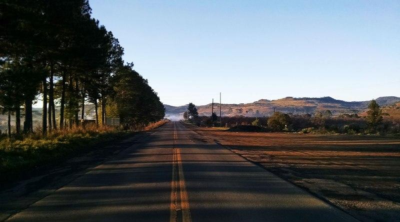 Viagem a serra catarinense