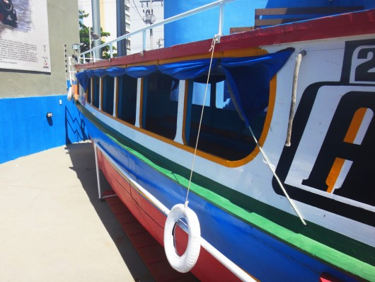 Barco tototó - Zé Peixe - Aracaju - SE