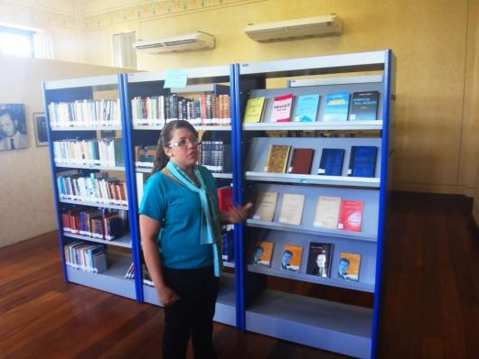 Biblioteca Mário Cabral