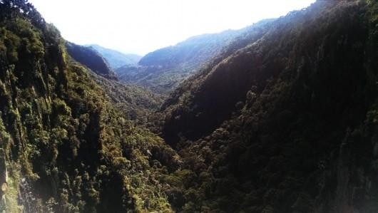 Cânions - Cascata do Avencal - Urubici - SC