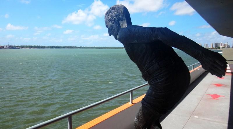 Estátua Zé Peixe - Aracaju - SE