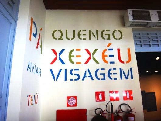 Palavras típicas o Sergipe