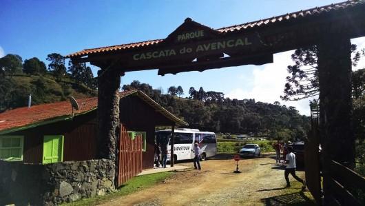 Parque Cascata do Avencal - Urubici - SC