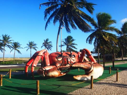 Passarela do Caranguejo - Orla de Atalaia - Aracaju - SE