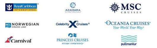 Companhias de cruzeiros marítimos