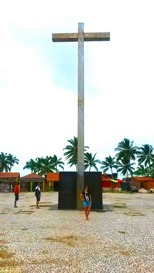 Cruz da Praia de Coroa Vermelha