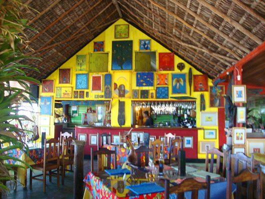 Jamaica Beach Restaurante - Porto Seguro - BA