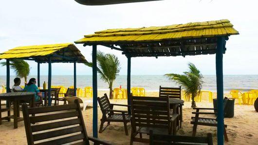 Praia de Coroa Vermelha - Santa Cruz de Cabrália - BA