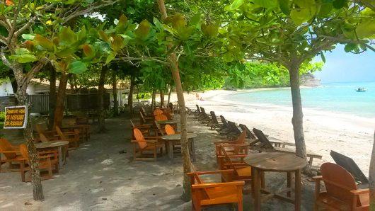 Restaurante Praia do Espelho - BA