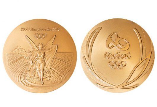 Medalhas Olimpíadas 2016