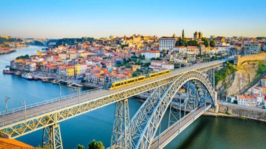 Pacote Portugal de Trem Zarpo