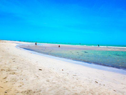Praia de Paripueira - Maceió - AL