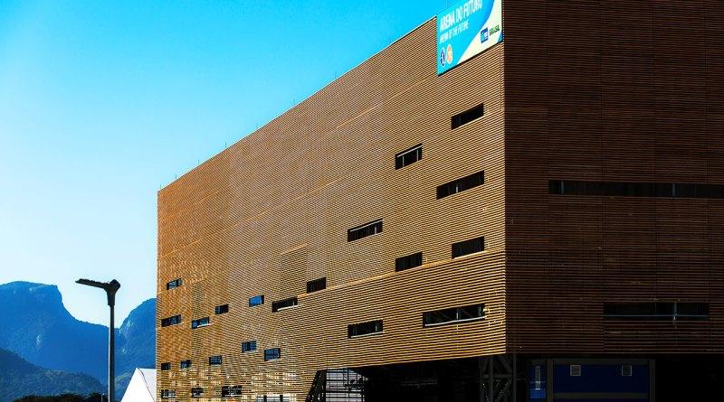 Arena do Futuro - Olimpíadas 2016
