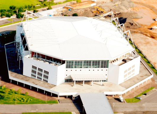 Arena Olímpica do Rio - Olimpíadas 2016
