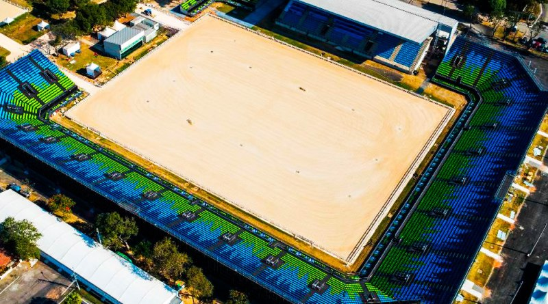Centro Olímpico de Hipismo - Olimpíadas 2016