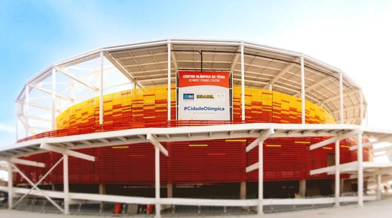 Centro Olímpico de Tênis - Olimpíadas 2016