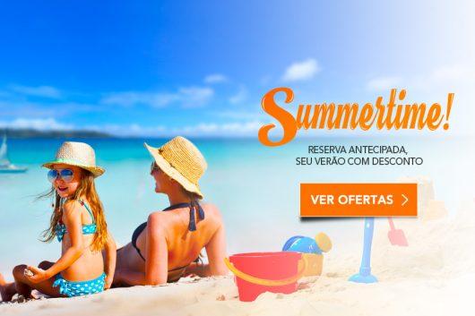 Promoção Summertime 2018 Zarpo