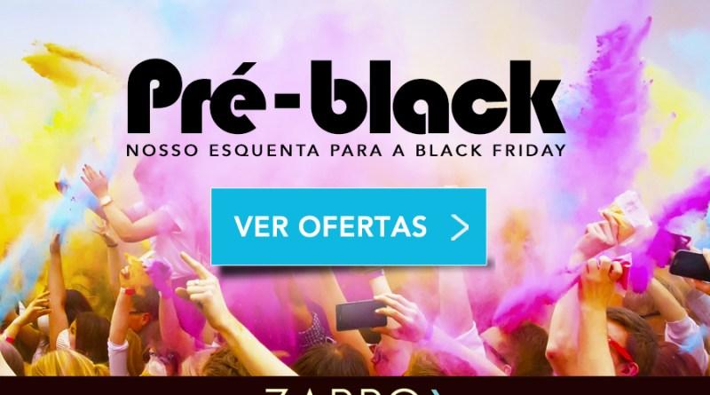 Promoção Pré-Black Zarpo