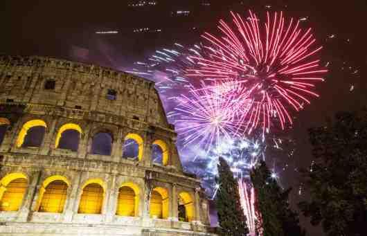 Réveillon na Itália 2020