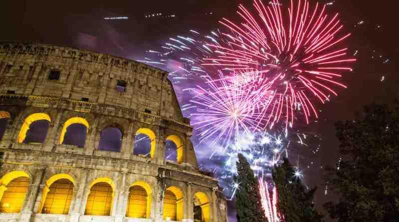 Réveillon na Itália 2017