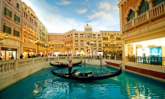 Venetian Hotel - Macau