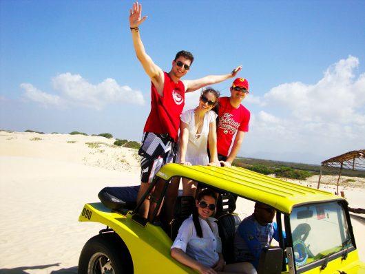 Dicas passeios viagem para Fortaleza - CE