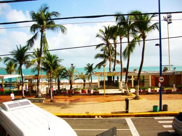 Beira-mar em Fortaleza - CE