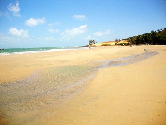 Vista Praia de Lagoinha