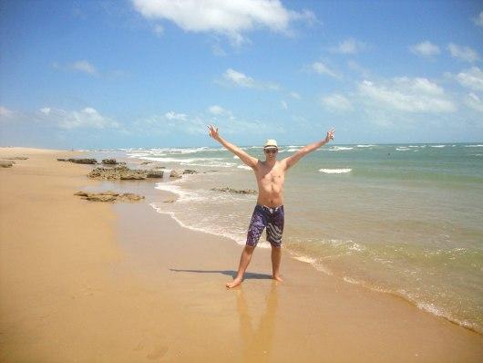 Praia de Águas Belas - CE