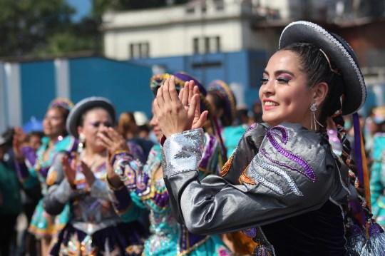 Você encontra muitas atrações culturais em Lima