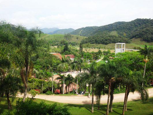 Natureza no Fazzenda Park Hotel