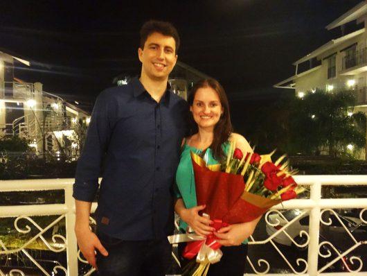 Noivado no Fazzenda Park Hotel